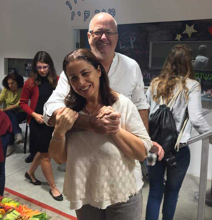 ערב גאלה מיוחד עם כתבים ובלוגרים תל אביב 2017 | נוגה ואריאל טמיר